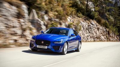 Este es el nuevo Jaguar XE 2020