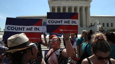 La administración Trump procede a imprimir Censo 2020 sin pregunta de ciudadanía