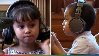 Video muestra la experiencia de los niños migrantes solos frente a la corte