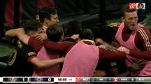 ¡Fiesta en Atlanta! Marcelino Moreno sella la victoria con un cabezazo al minuto 94