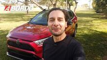 5 Minutos A Bordo Toyota RAV4 Prime 2021 | Univision A Bordo