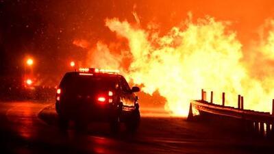 Apagones masivos: un fin de semana extremo para California debido a los incendios