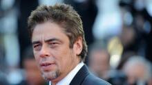 Le roban pasaportes, prendas y dinero en efectivo a Benicio del Toro
