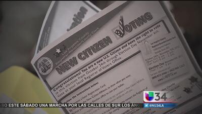 Crece el interés por conseguir la ciudadanía y poder votar