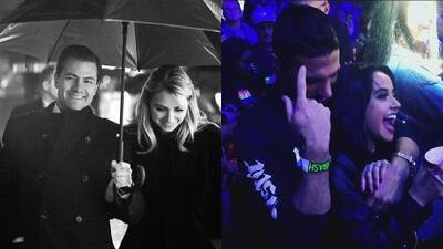 Así expresan su amor algunos famosos en el Día de San Valentín