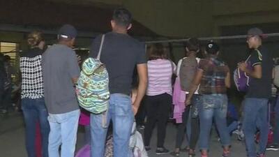 Nueva caravana de hondureños sale rumbo a Estados Unidos
