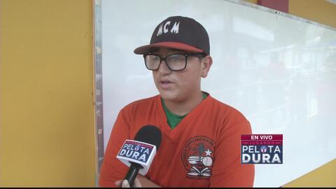 Alumnos en Comerío opinan sobre el cierre de la escuela de béisbol
