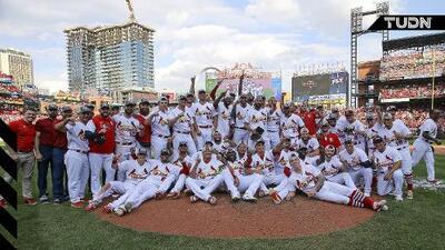 Los Cardinals conquistan su primer título divisional desde 2015
