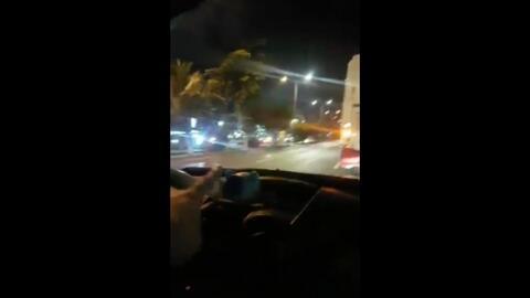 Testigo graba la fuerte balacera en Cancún que dejó al menos un muerto y varios heridos