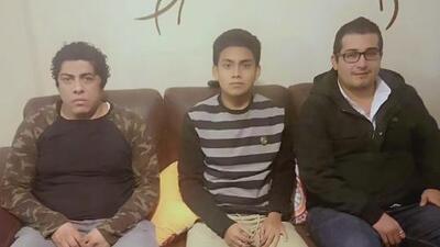 Vivos de milagro: tres jóvenes sobrevivieron al atropello de un autobús en Perú