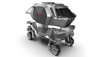 Este es el Hyundai Elevate Concept