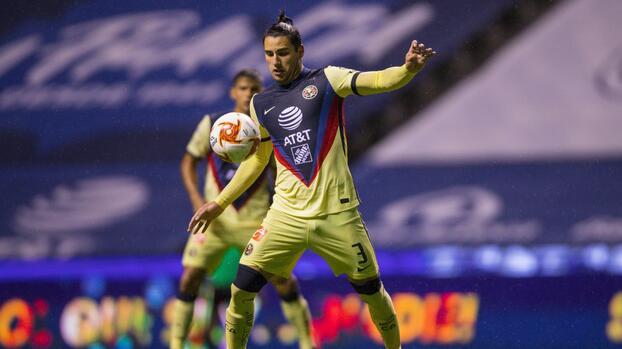 América se queda sin defensas... Jorge Sánchez se irá con el Tri