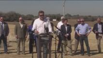 Representantes del Valle Central piden al gobernador que declare la zona bajo emergencia debido a la sequía