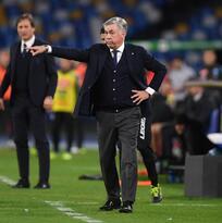 Ancelotti planea reunión con la plantilla del Napoli