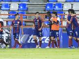 Atlante se crece con gol de Suárez para vencer a Pachuca