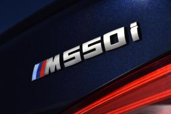 Fotos del BMW M550i xDrive 2018