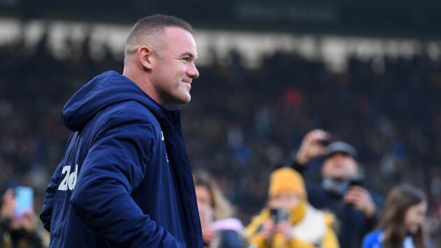 Wayne Rooney jugará con Derby County