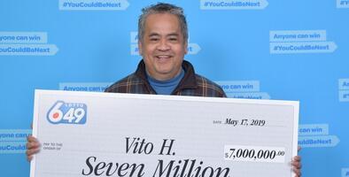Se ganó la lotería pero no dejará de trabajar: la historia de un afortunado conserje