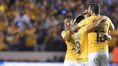 ¡De todos los gustos y formas! Cinco golazos de Tigres en este Clausura