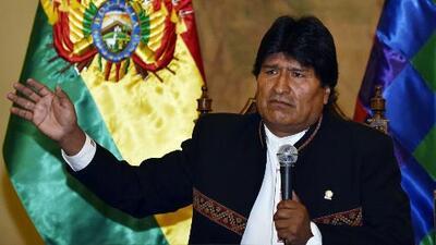 Evo Morales: siempre hemos respetado la democracia
