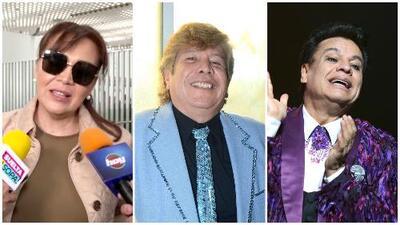 Aida Cuevas confirmó demanda en contra de Joaquín Muñoz por asegurar que el padre de su hijo es Juan Gabriel