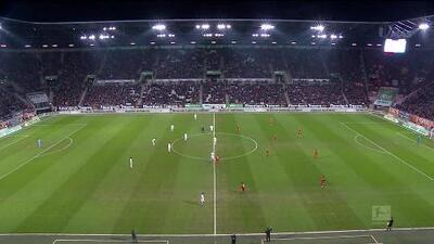 Highlights: FC Bayern at FC Augsburg on February 15, 2019