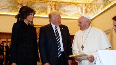 ¿Por qué tiene mucho significado la Encíclica que le regaló el Papa a Trump?