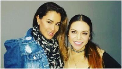 ¿Qué hacían juntas Ninel Conde y Jacquelin Rivera, la hermana de Chiquis?
