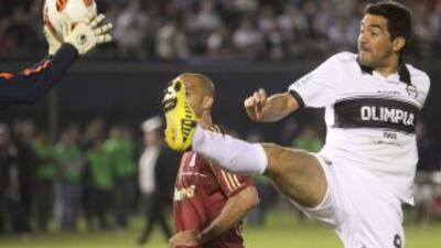 Semifinales de Libertadores: Olimpia vs Santa Fe y Newell´s vs Mineiro