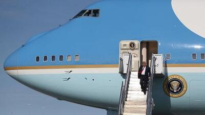 Trump vuelve a Mar-a-Lago por Pascua: ¿está tomando más vacaciones que Obama?