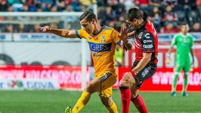 Cómo ver Tigres vs. Tijuana en vivo, por la Liga MX