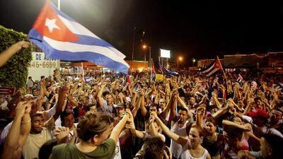 Viví el dolor de Cuba a través de residentes de Miami y de miembros de mi familia, manifiesta el comisionado Francis Suárez