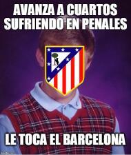 Los Memes tras el sorteo de los cuartos de la Champions League