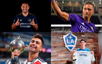 En fotos: 10 nuevos jugadores para seguir en la Temporada 2019 de la MLS