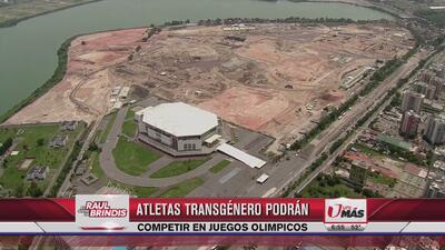 Atletas transgénero podrán competir en Juegos Olímpicos