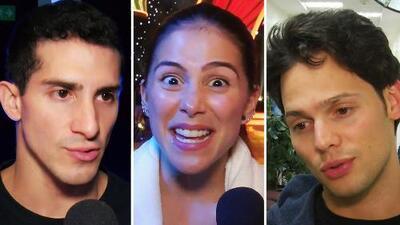 Los participantes de Mira Quien Baila están listos para compartir la pista con una actriz española