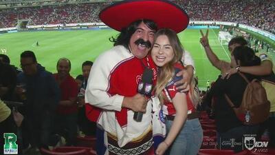 República Deportiva también se ha caracterizado por su buen humor durante estos 20 años