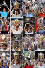 Top 10: Los más ganadores en Grand Slams