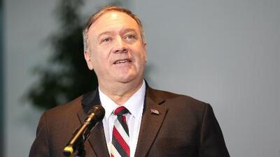 Detalles de la visita del secretario de Estado Mike Pompeo a la Universidad Rice en Houston