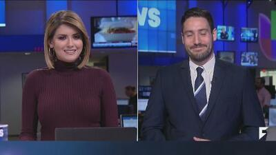 Nick Cantor recaps sports highlights from the past week