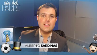 """Alberto Sardiñas celebra el """"Día del padre"""""""