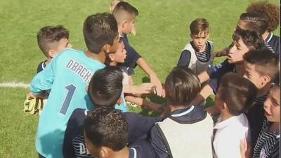 Las penurias económicas que superaron los niños de los Tuzos de Arizona para jugar la Prospects Cup