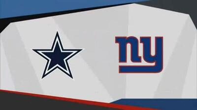 Previo del Dallas Cowboys vs New York Giants