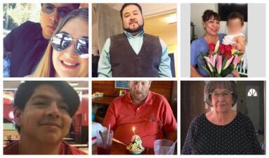 Jóvenes, abuelos, padres y madres: Estas son las víctimas mortales del tiroteo en un Walmart en El Paso