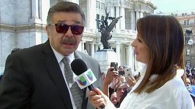 Jorge Ortiz de Pinedo recordó esa última vez que vio a José José en el hospital donde eran atendidos por el cáncer