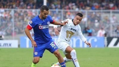Cómo ver Cruz Azul vs. Pumas en vivo, por la Liga MX 20 Abril 2019