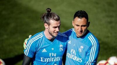 Keylor Navas y Gareth Bale convocados por Zidane para enfrentar al Betis