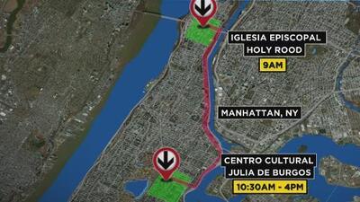 Este miércoles realizarán la Marcha de las Novias en Nueva York en contra de la violencia doméstica