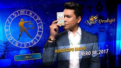 Niño Prodigio - Libra 30 de enero, 2017