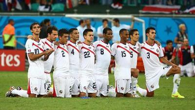 Los 8 pilares activos de Costa Rica que brillaron en el Mundial de Brasil 2014